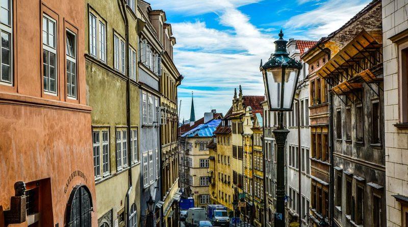 Cena bytů Praha