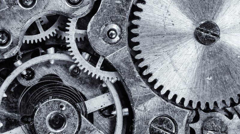 Podnikání ve strojírenství