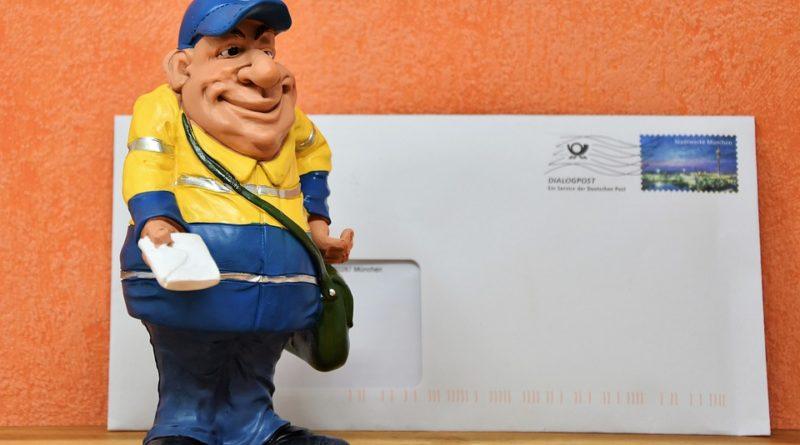 Cena služeb pošty